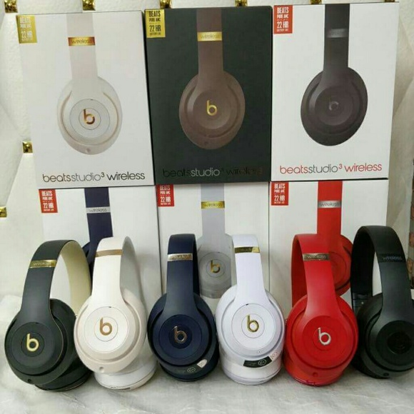 3cba04e5113 Other | Beats By Dre Studio3 Wireless Headphones | Poshmark